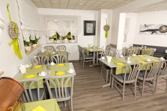 Hotel Engelhorn: Frühstücksraum
