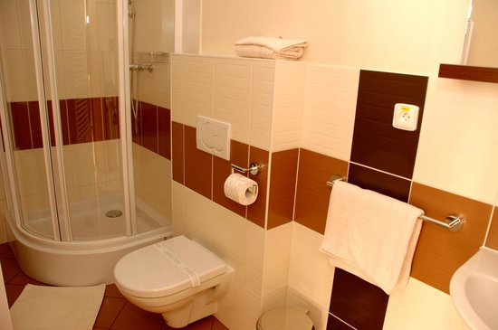 Hotel Koruna: Bathroom