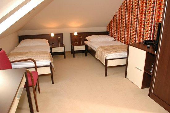 Hotel Koruna: Room for 2