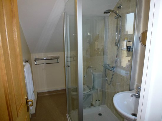St Edmunds Guest House: Room 8 bathroom