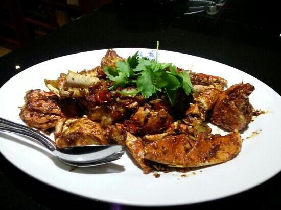 Ocean City: xo lobster very testy yummy