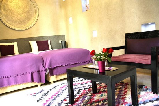 Riad Vanilla sma: bedroom