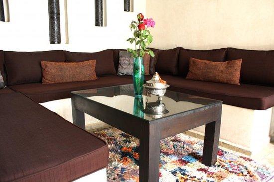 Riad Vanilla sma : lounge
