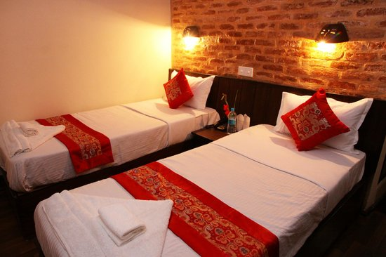 Dream Nepal Hotel and Apartment: Super Deluxe AC Room