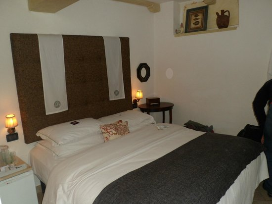 La Torretta: Our room