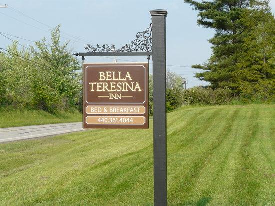 Bella Teresina Inn: Welcome to the Inn!