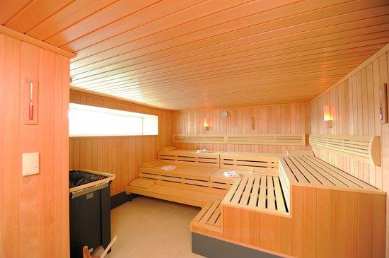 Strandhotel Duhnen / Aparthotel Kamp: Finische Sauna im Levitias Wellspa
