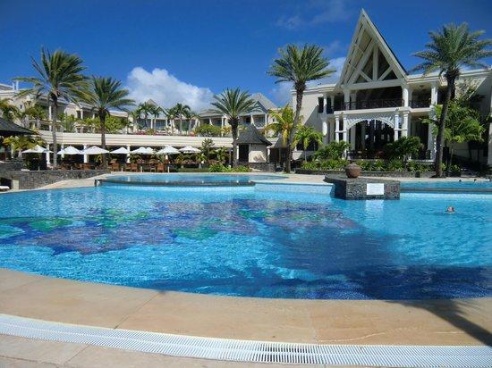 The Residence Mauritius: Piscinas