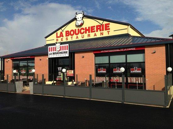 La Boucherie : Bienvenue