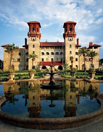 Photo of Tourist Attraction The Lightner Museum at 75 King Street, Saint Augustine, FL 32085, United States