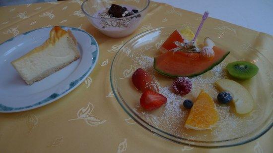 Hotel Birkenhof: Breakfast