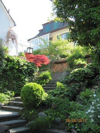 B&B Villa Feldpausch: Entrance