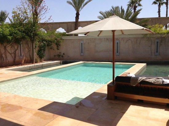 Piscine priv e picture of palais namaskar marrakech for Piscine privee marrakech