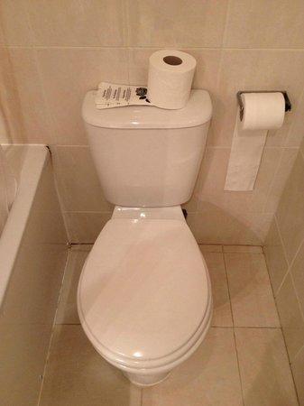 Thameside Hotel: WC