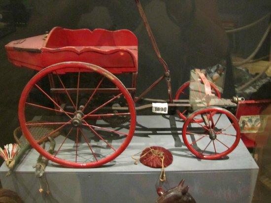 Maison du Jouet Ancien : Musée du jouet