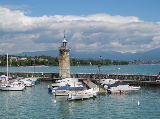 Il Paiolo B&B: marina de Desenzano