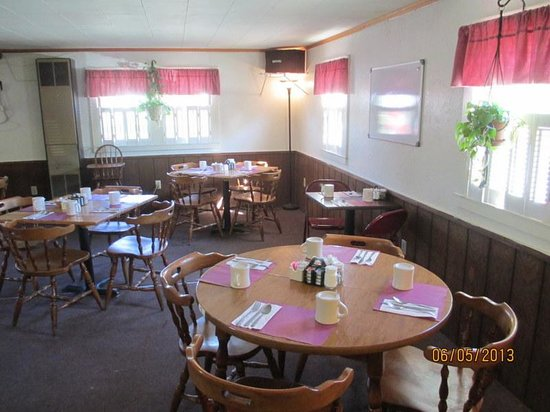 Calamity Jane's Restaurant: Dining Area