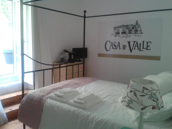 Grapes and Bites: Casa do Valle - Charm Suite