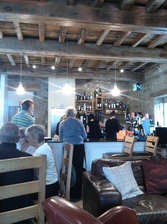 Cafe Cargo: Inside cafe