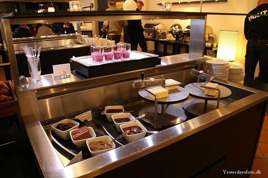 Vejle Center Hotel: Morgenmad