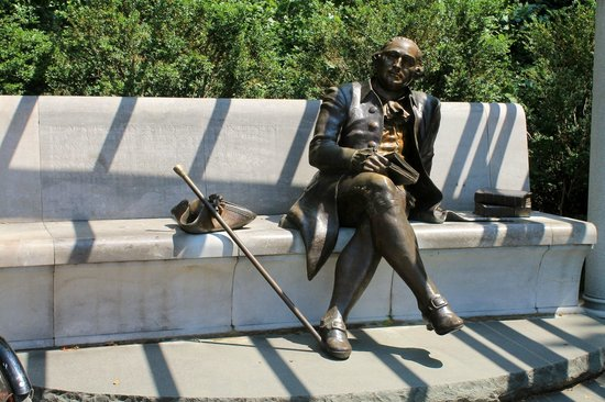 George Mason Memorial : George Mason