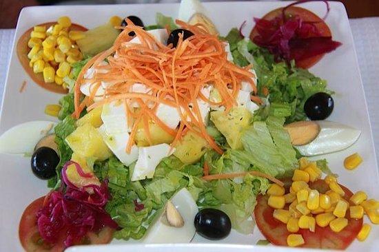 Restinga Ria: Another Salad