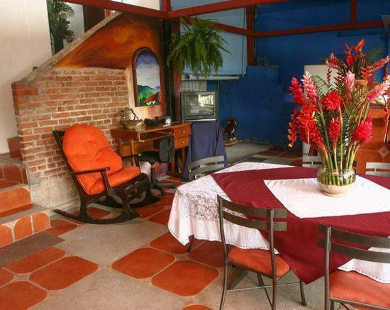 Hotel la Posada del Sol: Free Breakfast