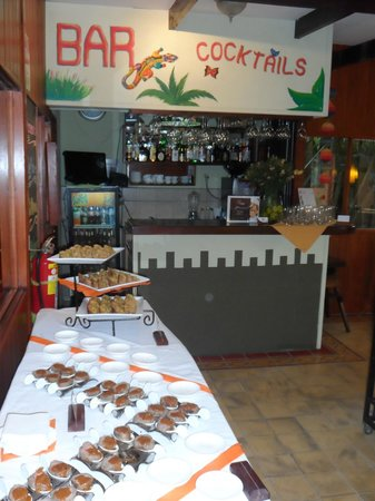 Buffet picture of restaurant el jardin san jose san for Cafe jardin menu