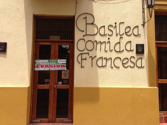 Basilea Gourmet: Que paso?
