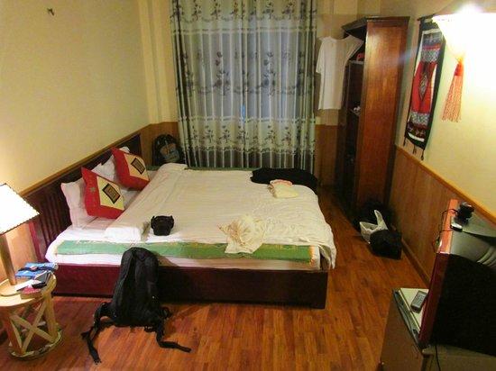 Casablanca Hotel: My room