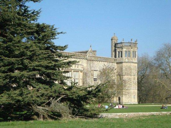 Damson Cottage: Lacock Abbey