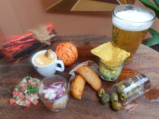 Restaurant El Jardin San Jose: great times beers and bites