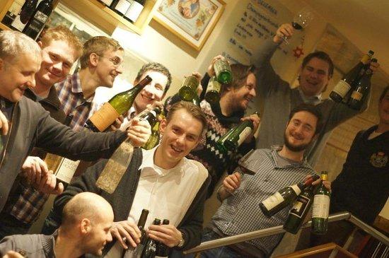 Pub Klemo: Fun in the Bar