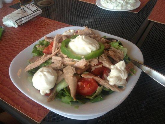 Kokalas Resort Georgioupoli: Tuna Salad