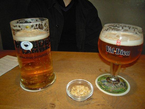 Moeder Lambic Fontainas: birre, molto buone