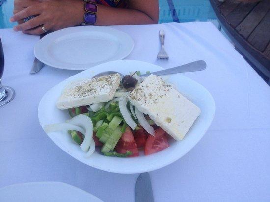 Kokalas Resort Georgioupoli: Salad