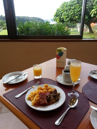 Meliá Iguazu Resort & Spa: Complimentary breakfast