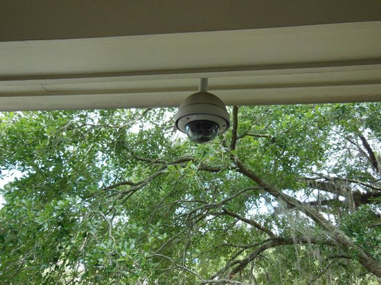 Suburban Extended Stay Hotel: Security Camera