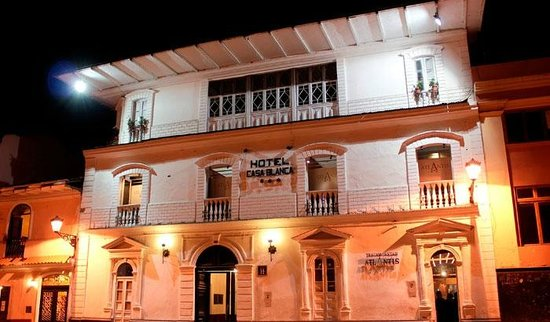 Photo of Hotel Casa Blanca Cajamarca