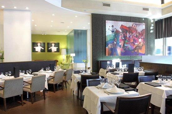 BA Sohotel: Restaurante Rietti - dentro del hotel