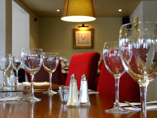 The Fancott: Restaurant3