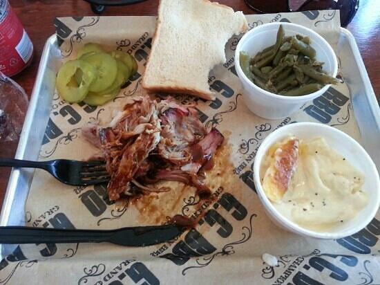 Photo of American Restaurant Grand Champion BBQ at 12635 Crabapple Rd, Milton, GA 30004, United States
