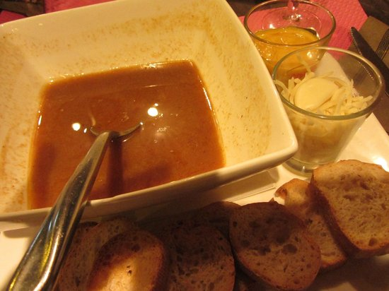 les sables d'or : Zuppa