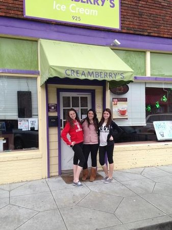 Creamberry's Ice Cream