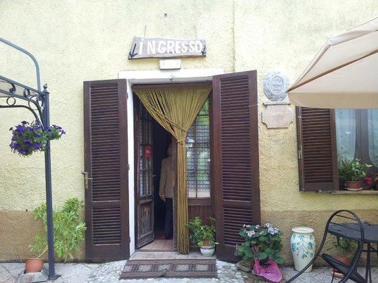 Agriturismo San Vito: Ingresso