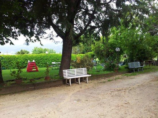 Agriturismo San Vito: Zona giochi
