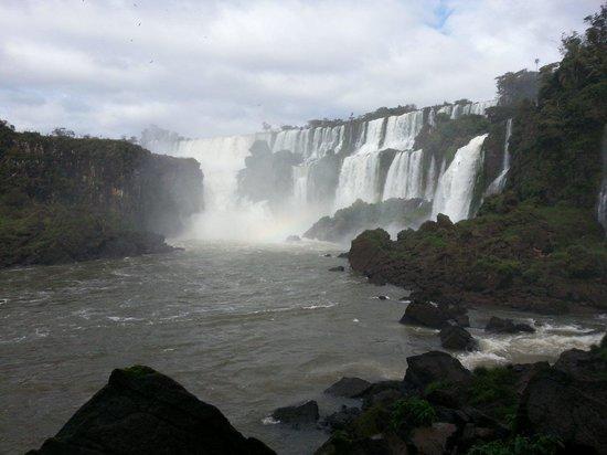 Iguazu Falls: Falls
