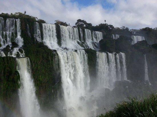 Водопады Игуасу: Falls