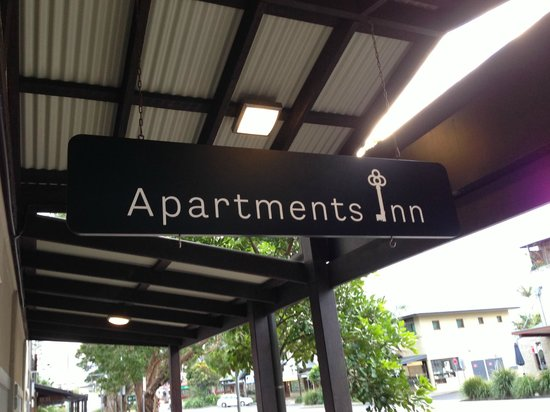 Apartments Inn, Byron Bay: Great location!