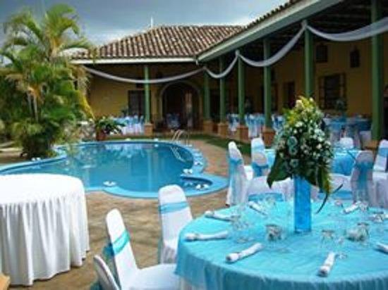 Santa Rosa de Copan, Honduras: Eventos en Hotel Casa Real, Santa Rosa de Copán